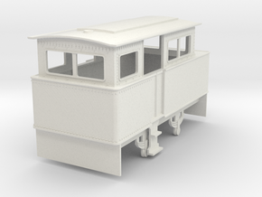 b-55-redlake-atkinson-walker-loco in White Natural Versatile Plastic