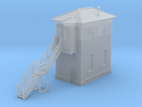 LB21 Leekbrook Junction Signal box in Smooth Fine Detail Plastic