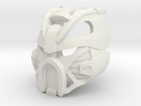 Hau Nuva (Flight Adapted) in White Natural Versatile Plastic