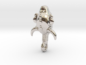 SUPERNATURAL Amulet 3.5cm in Platinum