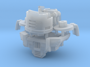 Marine Dreadnought Extension Kit V4 in Smooth Fine Detail Plastic