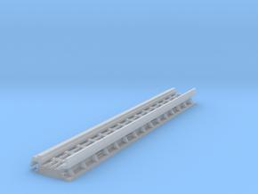 Doppelkettenfoerderer (Strebpanzer) in Smoothest Fine Detail Plastic