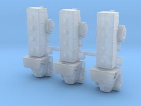 Lancia 3ro fuel 1:285 3pcs in Smooth Fine Detail Plastic