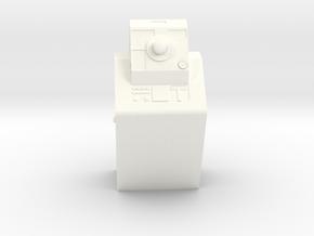 Star Trek Genesis Device - Control Terminal in White Processed Versatile Plastic