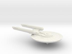 3125 Scale Federation Light Command Cruiser WEM in White Natural Versatile Plastic
