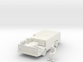 truck in White Natural Versatile Plastic