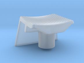 Textured Keycap in Smoothest Fine Detail Plastic