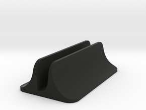 Laptop stand for Dell XPS 13 in Black Natural Versatile Plastic