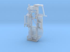 DAF TT Parts 1 op 87 in Smooth Fine Detail Plastic