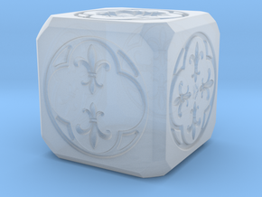 Sisters of war dice in Smooth Fine Detail Plastic