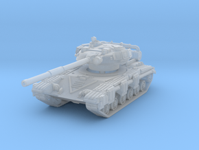 T-64 R 1/144 in Smooth Fine Detail Plastic