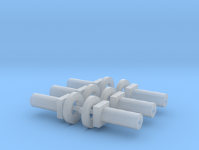 Bachmann OO Branch Line - Mainline Fasteners & Was in Smooth Fine Detail Plastic