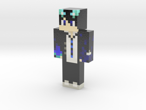 ArtaPigeon | Minecraft toy in Glossy Full Color Sandstone