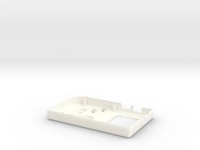 Piboy-top in White Processed Versatile Plastic