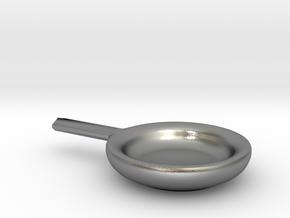 Miniature Pan  in Natural Silver
