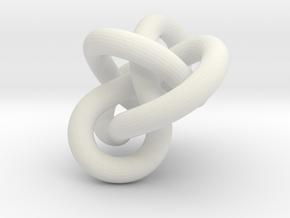 B&G Prime 8.21 in White Natural Versatile Plastic
