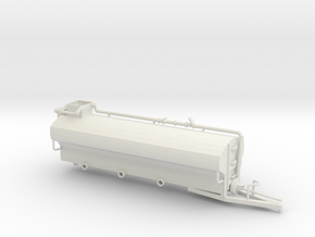 GEA Houle 7300 gallon tank with toolbar and flow m in White Natural Versatile Plastic