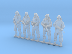 AK47 russian special forces in Smooth Fine Detail Plastic