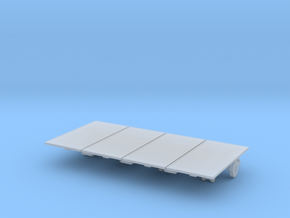 mh6-trailer-15ft-flat-148fs-1-x4 in Smooth Fine Detail Plastic
