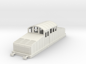 b-76-metropolitan-camelback-electric-loco in White Natural Versatile Plastic