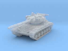 T-64 B (early) 1/144 in Smooth Fine Detail Plastic