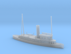 1/1800 Scale USS Genesee AT-55 170 ft Tug Boat in Smooth Fine Detail Plastic