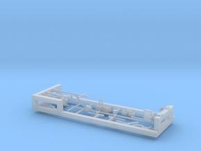 1/350 HMS Harrier Fittings (Full Hull) in Smooth Fine Detail Plastic