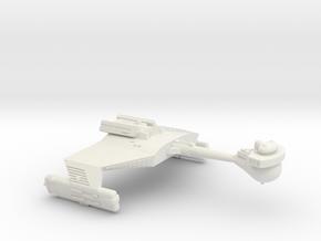 3125 Scale Klingon D5L War Cruiser Leader WEM in White Natural Versatile Plastic