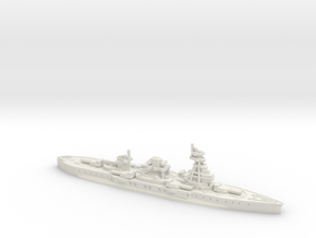 IJN Settsu (WWII Upgrade) 1/1250 in White Natural Versatile Plastic