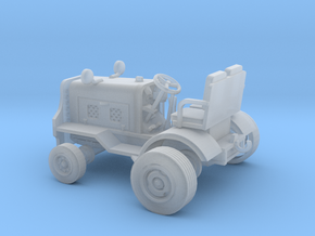 1/87th Clarktor Aircraft Tow Tractor in Smooth Fine Detail Plastic