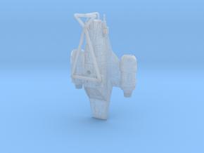 SW Mando's Razor Crest lander in Smoothest Fine Detail Plastic: 1:400