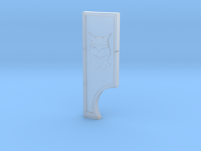 Dwarf Goddess of Healing Measuring Device in Smooth Fine Detail Plastic