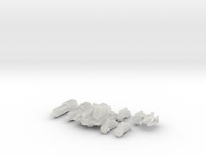 C-BRH-0 Brahma Dominus (alt. A) in Smooth Fine Detail Plastic