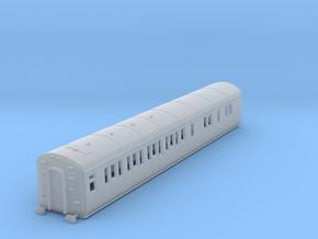 o-148fs-gwr-d95-lh-brake-3rd-coach in Smooth Fine Detail Plastic