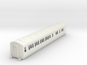 o-32-gwr-d95-lh-brake-3rd-coach in White Natural Versatile Plastic