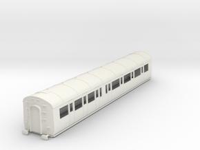 o-32-gwr-e127-rh-comp-coach in White Natural Versatile Plastic