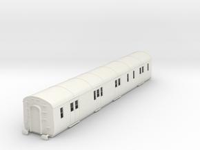 o-32-gwr-k38-passenger-brake-van in White Natural Versatile Plastic