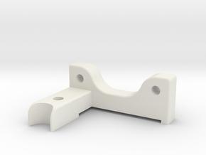 Schumacher L1 EVO Fan Holder 30mm in White Natural Versatile Plastic