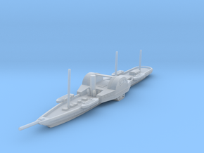 1/1250 Sultaniye Yacht in Smoothest Fine Detail Plastic
