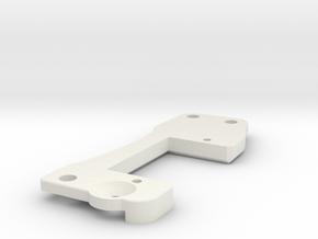 Axial Capre Shift Micro in White Natural Versatile Plastic
