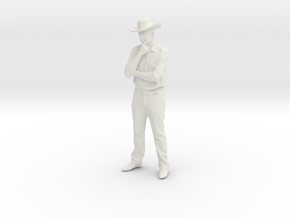 Printle C Homme 507 - 1/24 - wob in White Natural Versatile Plastic