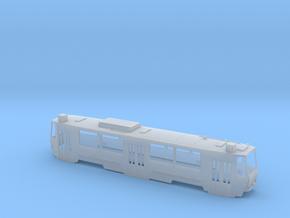 "Tatra T7B5 H0 ""Czechoslovak design"" [body] in Smooth Fine Detail Plastic"