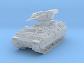 M2A1 Bradley (TOW raised) 1/160 in Smooth Fine Detail Plastic