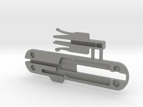 74mm Victorinox pen scale combo in Gray PA12
