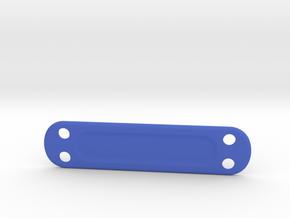 58mm Victorinox thin scale in Blue Processed Versatile Plastic