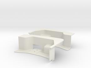 RC4WD Hi-Lux / 4Runner Inner Fender  in White Natural Versatile Plastic