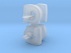 MRI Scan Machine (x4) 1/160 in Smooth Fine Detail Plastic