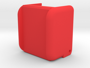 MP-01 Back Cover Replacement in Red Processed Versatile Plastic