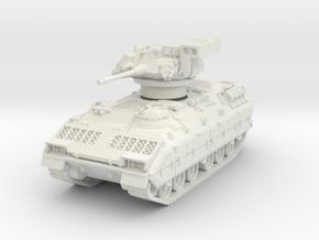 M3A1 Bradley (TOW raised) 1/87 in White Natural Versatile Plastic