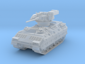 M3A1 Bradley (TOW raised) 1/144 in Smooth Fine Detail Plastic